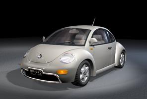 Car VW Newbeetle