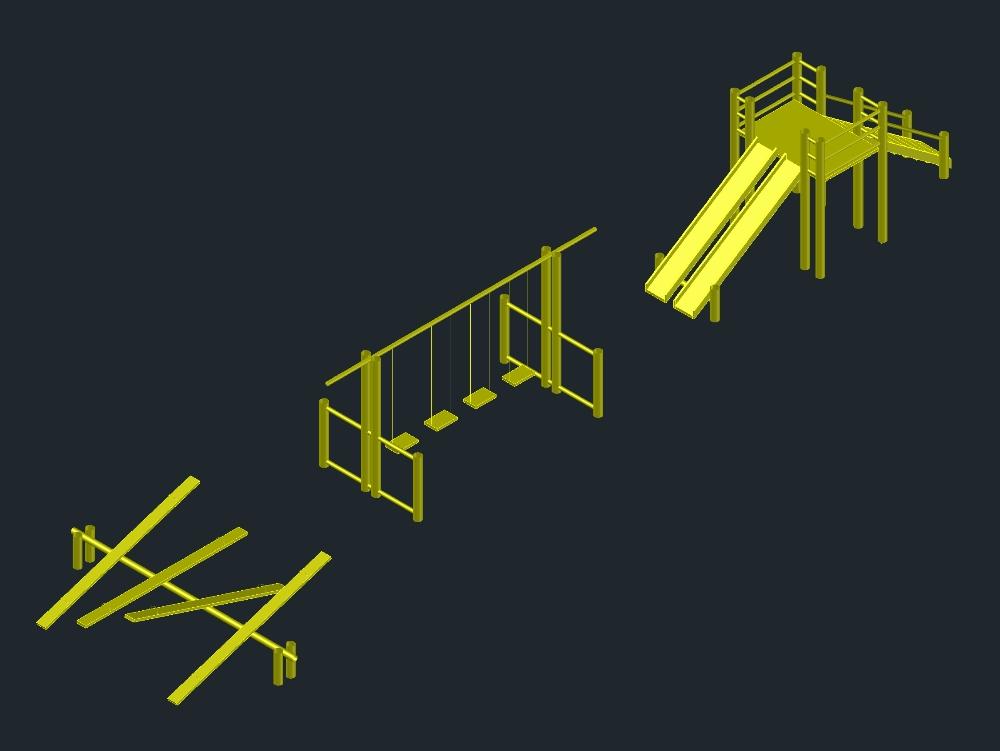 Playground 3d