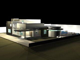 House remodelation 3D