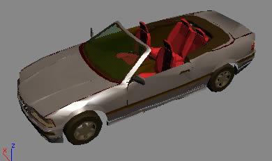 Car BMW 3D
