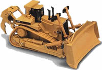 Bulldozer CAT D11