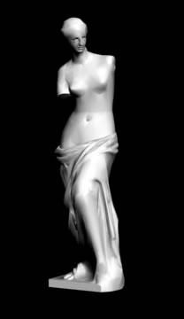Venus  - Milo in 3D