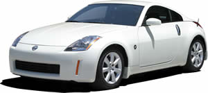 Nissan car 350Z