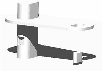 Parador de bus 3D