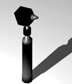 lampara oculista