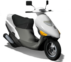Motorcycle 3d -
