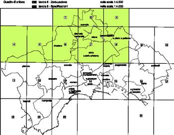 Zone with division - Napoli Commun