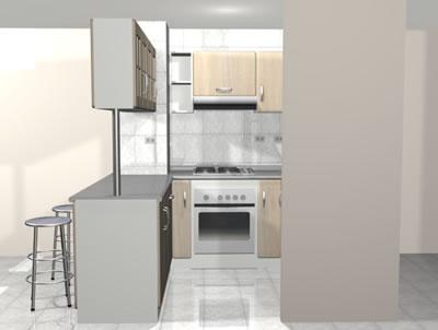 Muebles de cocina 3d en max descargar cad kb for Programa para hacer planos de cocinas en 3d