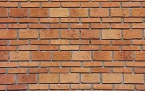 muro tabique aparente