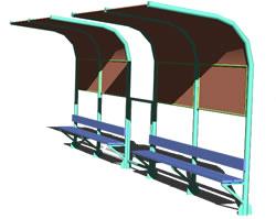Paradero de bus