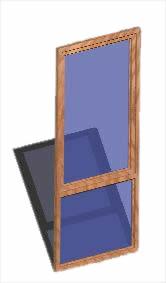 Window 110x250