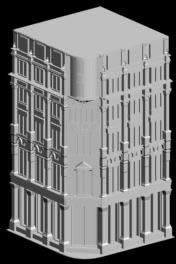 Harvey Nichols Shop 3D