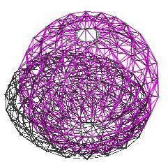 Espherical geodesic