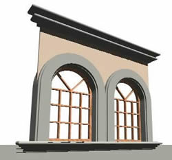 Windows with archs