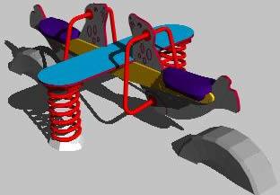 Balancin 3D