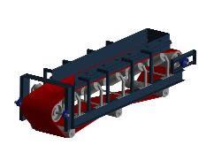 Conveyor belt 3D