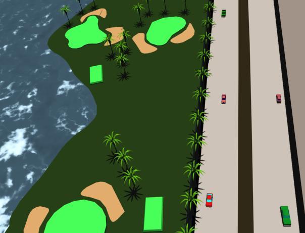 3D Drivin Range  - Golf