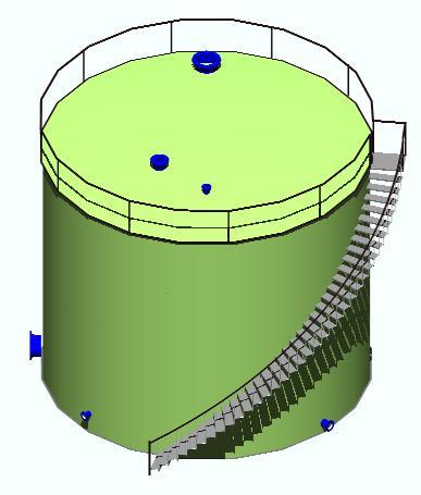 API Tank 3D