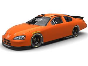 3d Dodge Charger Car