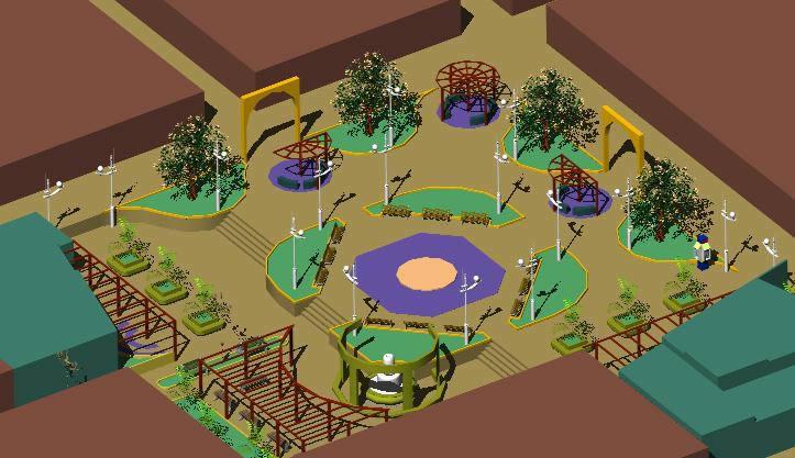 3d Chucarapi Square