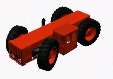 Tractor Especial