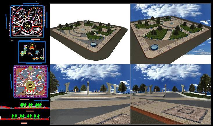 Asillo Park - Project