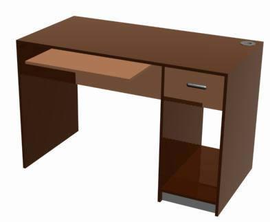 escritorio yungay 3d