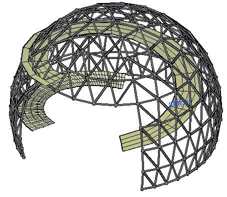 Dome 3d