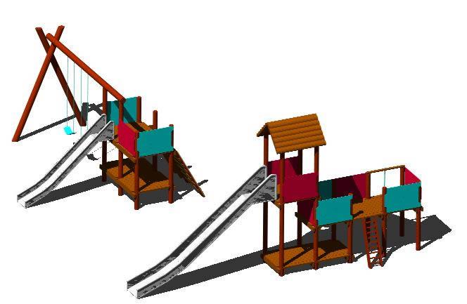 Juegos Infantiles 3d
