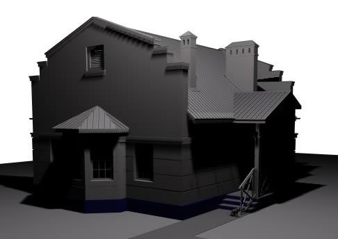 Housing 3d