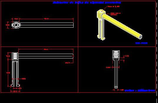 Bujes extractor 3d
