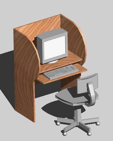 Mobiliario de computacion