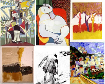 Images of paintings 2