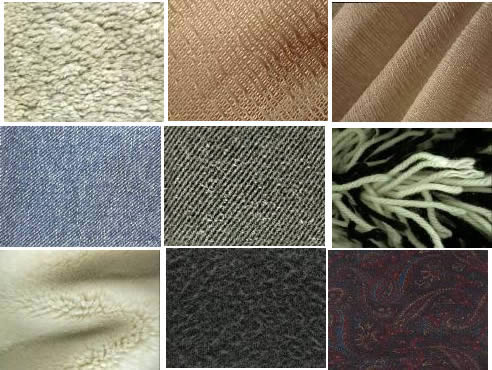 Images of fabrics 2