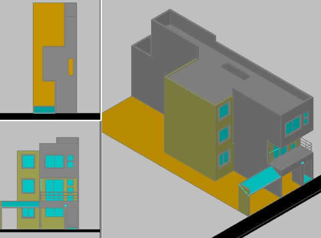 Project in 3D - Housing