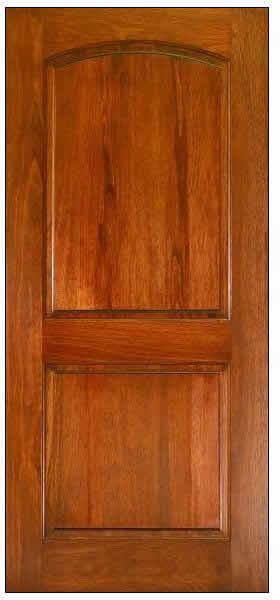 Image of  door with panel