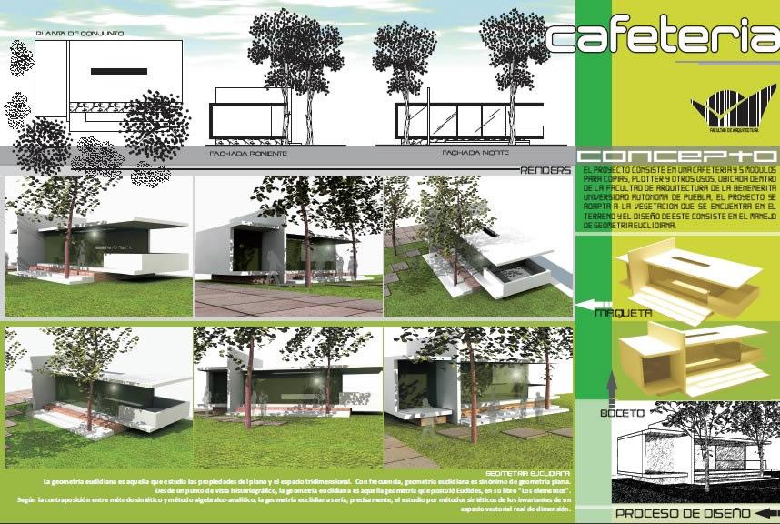 Cafeteria lamina de presentacion bibliocad for Proyecto comedor comunitario pdf