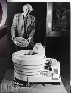 Frank Lloyd Wright Biography