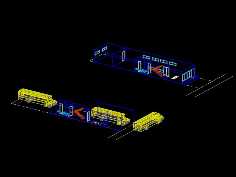 Bus Plaza Duarte
