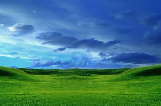 Beauty of heaven