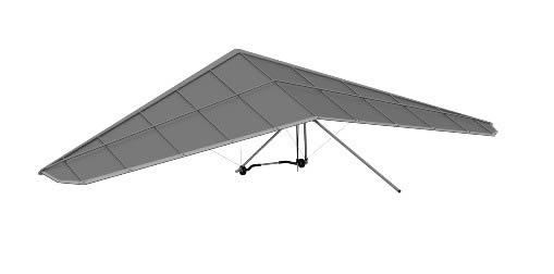 3D Delta Wing