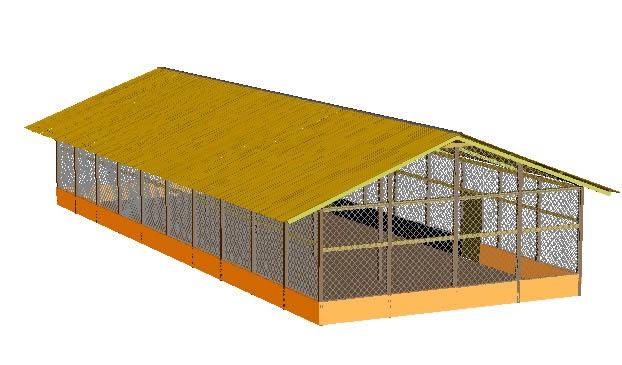 chicken shed  autocad cad   mb bibliocad