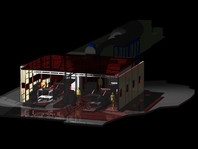 Maquinas Industriales 3D