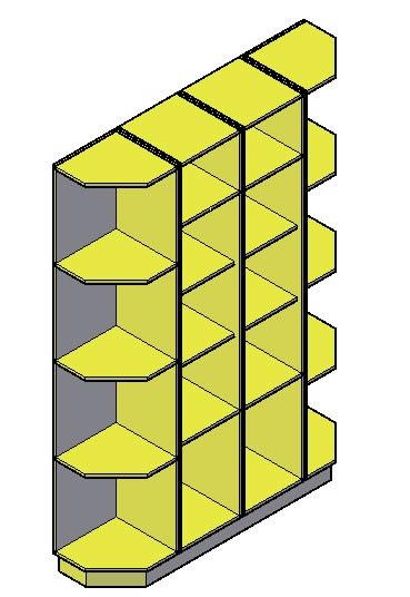 Modular - closet