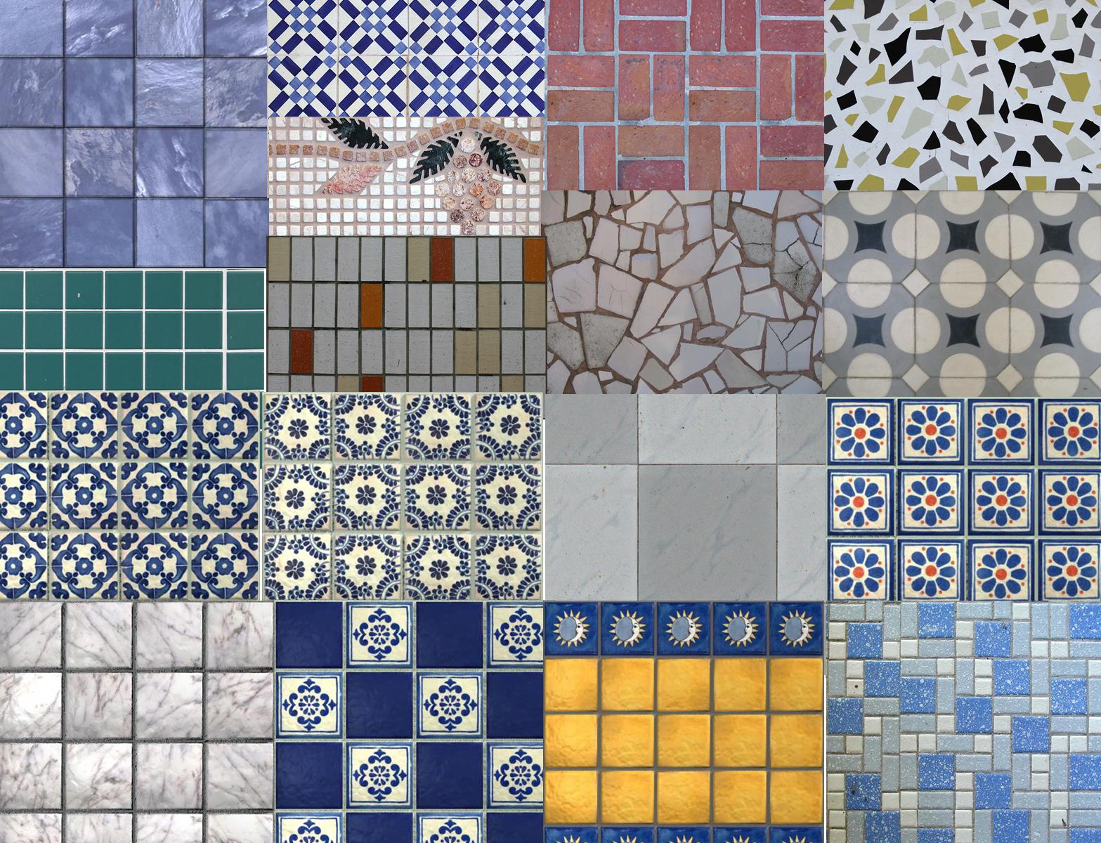 Cerámic textures