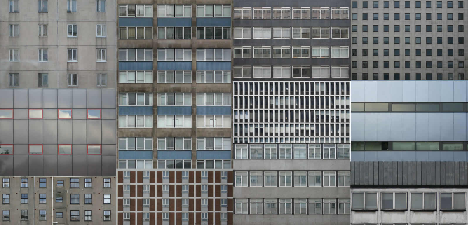 The Detail Shop >> Textures of facades in BMP | CAD download (3.32 MB ...