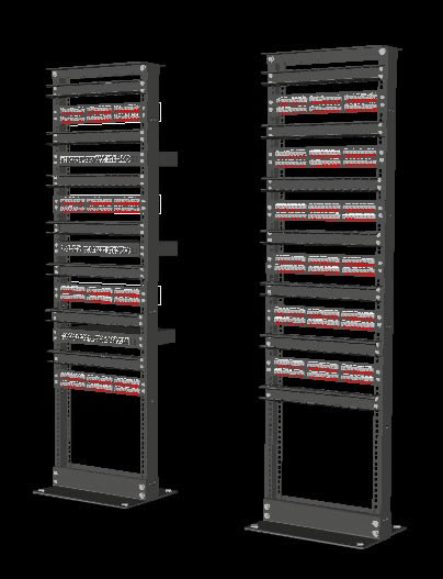 Open Bay Rack In Autocad Cad Download 8 09 Mb Bibliocad