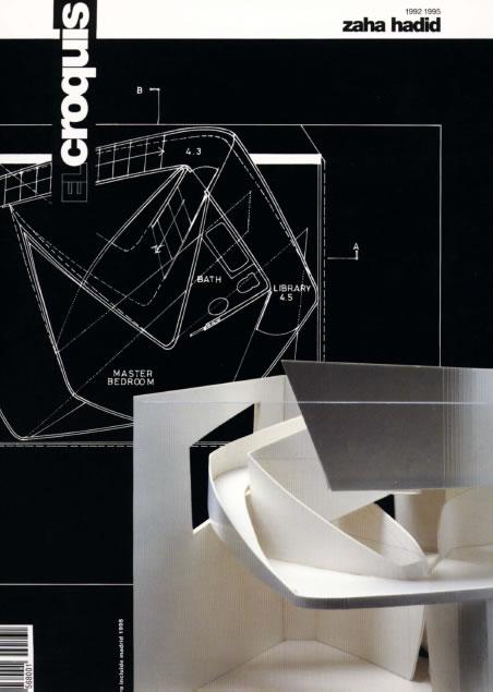 Revista El Croquis - Zaha Hadid
