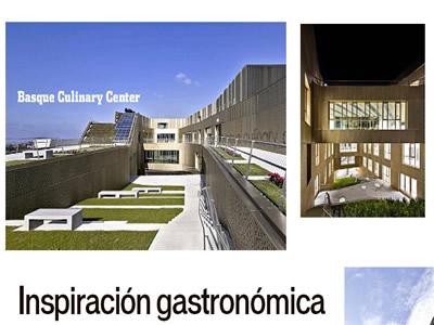 Basque Culinary Center Building, Magazine Article