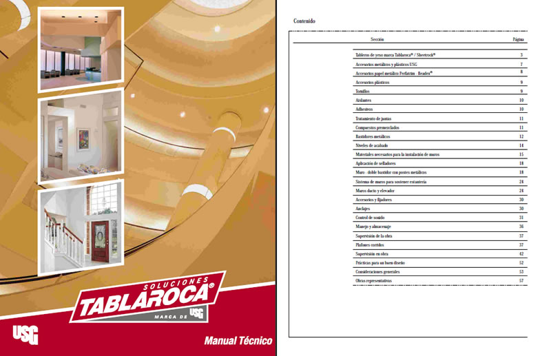 Manual Tablaroca
